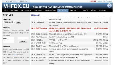 VHFDX.EU Replay